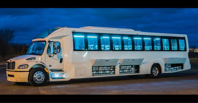 Luxury Coach Bel Aire Limousine